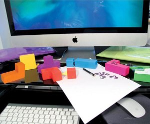 desk tidy set